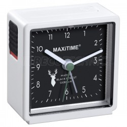 Maxitime quartz-white/black