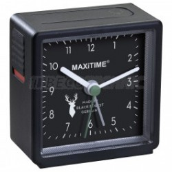 Maxitime quartz-black/black