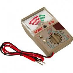 Battery Tester T 934 for all common round and button cells
