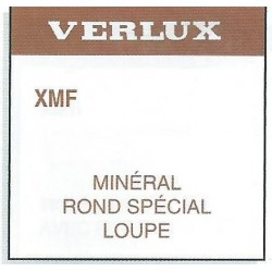Verlux Glass Domed Flat Bodem Ø(155-500)