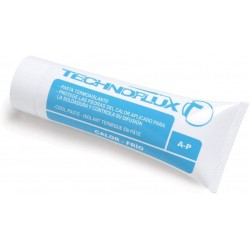Heat insulating paste for the jeweler - goldsmith