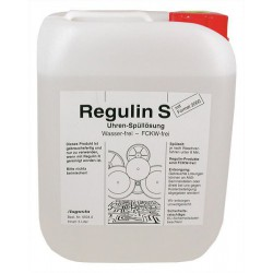 REGULIN S -5L Rinsing