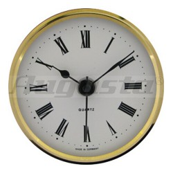 Quartz mouvement romeinse cijfers Ø 66 MM